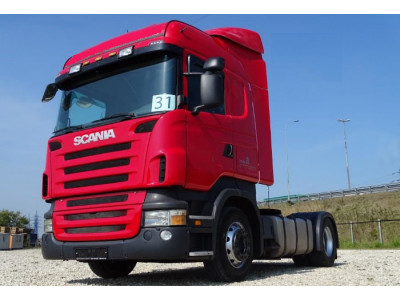 Поступление Scania R 470